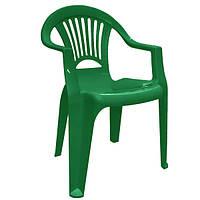 Пластиковый стул для кафе «Луч», размер 58х57,5х77,5см, 3 цвета на выбор, Алеана (Украина)