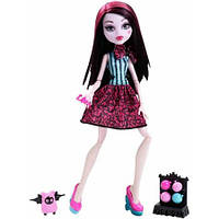 Кукла Монстер Хай Дракулаура Карнавал (Monster High Scarnival - Draculaura Doll)