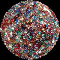 Лак (разноцветный глиттер) , Glitter Bomb 18 мл