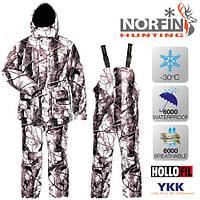 Зимний костюм Norfin Hunting WILD SNOW р.S