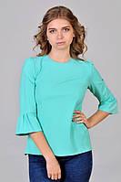 Очень красивая женская блузка з гипюром.
