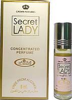 Масляные духи Secret Lady Al Rehab (Аль рехаб), 6мл