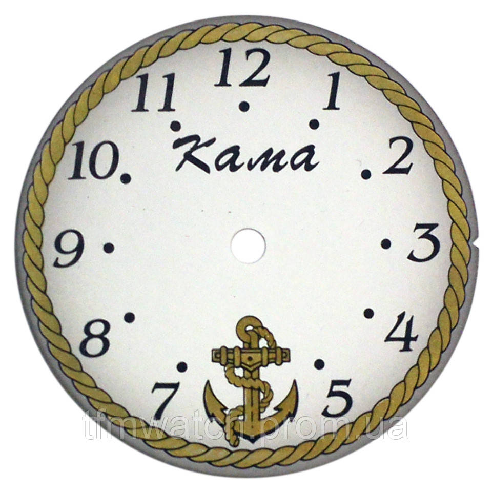 Циферблат для наручных часов