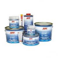 Автомобильная шпатлевка универсальная APP PE-POLY-PLAST, 1,8 кг