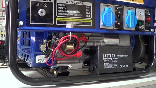 Очистка воздушного фильтра на двигателе WERK фото 6