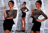 Платье 124 ГЛ-лео, фото 1