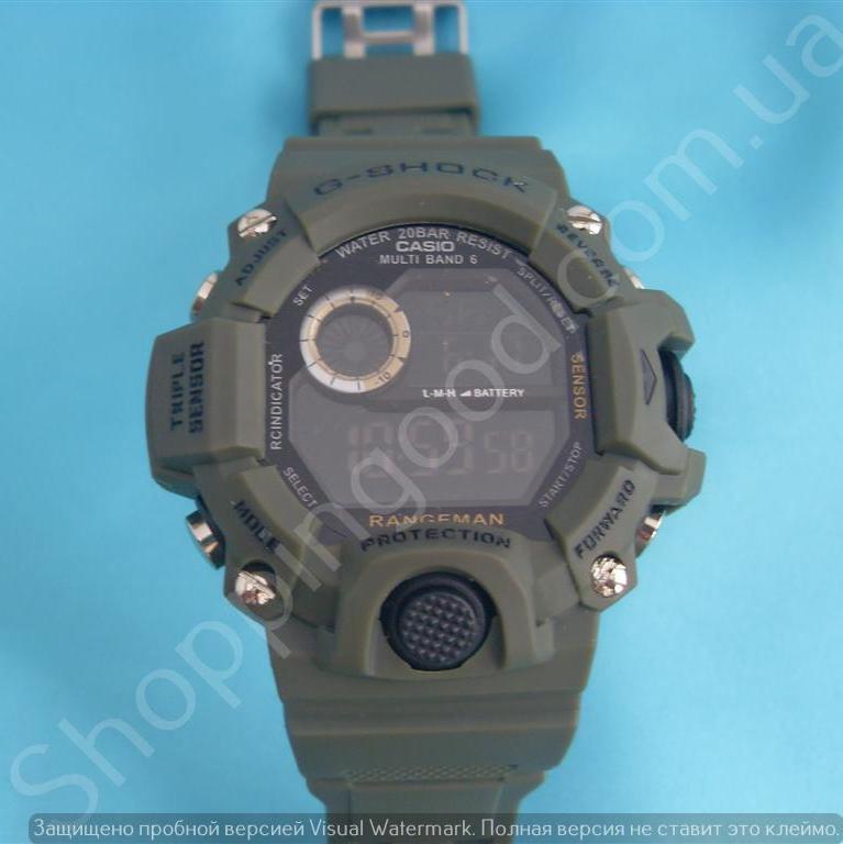 Часы Casio G-shock Копии Купить Недорого у Проверенных