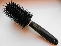 Щетка для волос #Avon Круглая для укладки с натуральной щетиной