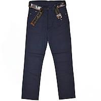 Котоновые штаны для мальчика подросток