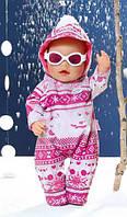 Набор зимней одежды для куклы Baby Born 43 см Комбинезон Zapf (821381)