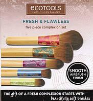Набор кистей для макияжа Ecotools Fresh & Flawless Complexion Brush Set