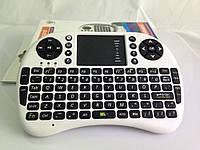Беспроводная QWERTY мини клавиатура с тачпадом пульт мышка для Android TV Box Notebook Tablet Pc домашний HTPC
