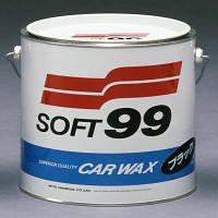 Полироль SOFT99 Dark&Black Wax Big для тёмных авто 1,7кг