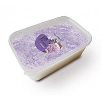 Соль для ванны большие гранулы - Лаванда, 1 кг