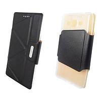 Сумка к мобильным телефонам GlobalCase для Galaxy Core Prime G530 TPU BookCase Black