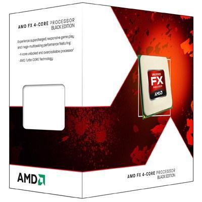 Процессор AMD X4 FX-4300 (Socket AM3+) BOX