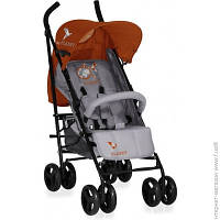Коляска Bertoni I-Move Grey/Orange Lorelli