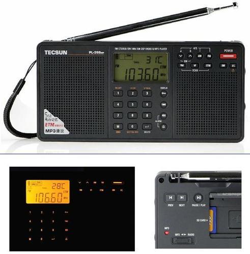 инструкция на русском языке к радиоприёмнику Tecsun 398 - фото 11
