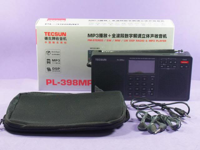 инструкция на русском языке к радиоприёмнику Tecsun 398 img-1