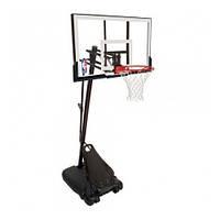 Стойка баскетбольная Spalding Gold 48 Rectangle Acrylic