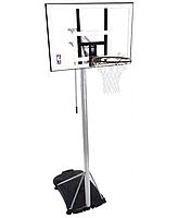 Стойка Silver баскетбольная Spalding 44 Rectangle Acrylic