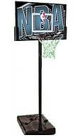 Стойка баскетбольная Spalding NBA Logoman 44 Rectangle Composite