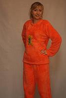 Махровая пижама или домашний костюм