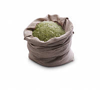 Соль для ванны большие гранулы - Греция, 200 г ( целлофан, без этикетки и штрих кода )