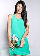 Легкое летнее платье 3 цвета