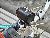Электронный велосипедный гудок + сигнализация Sunding SD-603 (2 в 1)