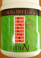 Маска для волос Serical Crema Midollo & Placenta 1000 ml (Italy).