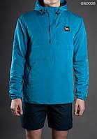Анорак куртка легкая мужская Staff blue 2 Art. GR0005
