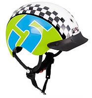 Детский велошлем Casco Mini Generation Racer 3, р.50-55 (MD 16)