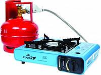 Газовая плита туристическая Kovea Portable Range TKR-9507-P (с переходником на большой баллон)