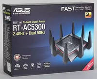 Маршрутизатор ASUS RT-AC5300