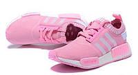 Кроссовки для бега женские Adidas nmd Runner 2 розовые Оригинал