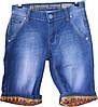 Мужские шорты джинсовые подросток