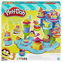 Игровой набор Карнавал сладостей Play-Doh