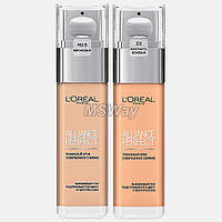 """L'Oreal - Тональный крем для лица Alliance Perfect """"Совершенное слияние"""" (адаптирующийся) 30мл"""