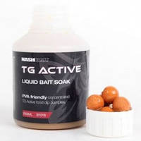 Ликвид Nash TG Active Liquid Bait Soak