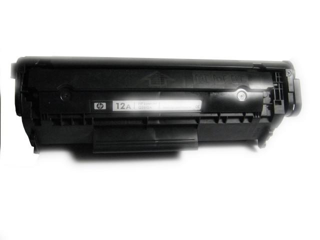 Картридж: HP Q2612A, Canon