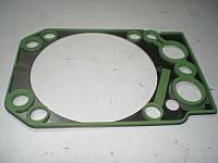 740.30-1003213  Прокладка головки цилиндров КАМАЗ  ЕВРО - 3 ( силикон зелен + метал )