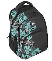 """Рюкзак молодежный """"Black pearl"""", CF85287 Cool For School ранец школьный"""