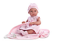 Llorens - Кукла Бимба, новорожденная девочка, 35 см (Испания)