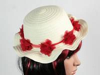 Шляпа для девочки детская Флюе