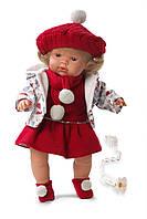Llorens - Кукла Клаудия, 38 см (Испания)