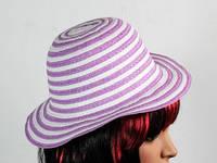 Шляпа детская летняя Полоска