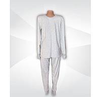 Пижама для сна легкая трикотажная мужская, р.р.46-60.