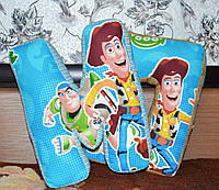 Интерьерная подушка-буква для ребенка 30 см