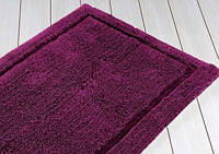 Коврик бамбуковый 60х100 Irya LINDA plum фиолетовый